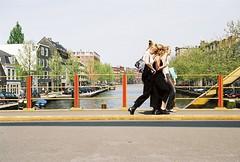Schinkel (Eric Böhm) Tags: amsterdam nikon zuid schinkel fietsbrug amsterdamzuid