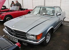 UJW 955Y (2) (Nivek.Old.Gold) Tags: auto mercedes aca 1983 stratford speeds 280sl