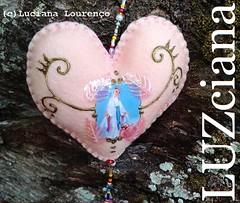 Nossa Senhora das Graas (LUZciana) Tags: corao rn riograndedonorte nossasenhoradasgraas mbile nossasenhora 2015 artesacra pium lucianaloureno luzciana madeinpium