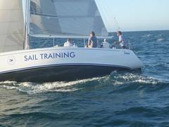 Airborn (Figgles1) Tags: club twilight sailing iii sail fremantle airborn fsc pipedream pipedreamiii fremantlesailingclub p1170021