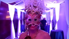 MASQUERADE STROLLING HUMAN TABLE (TributeProductions) Tags: las vegas table los san angeles events diego palm event entertainment human springs hollywood tables theme masquerade branding strolling strollingtable mrsbellasdolls tributeproductions