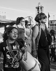 D7K_9272_ep_gs (Eric.Parker) Tags: cne 2015 canadiannationalexhibition fair fairgrounds rides ferris merrygoround carousel toronto fairground midway bw funfair