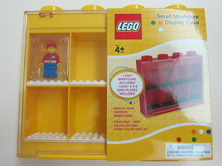 LEGO Small Minifigure Display Case
