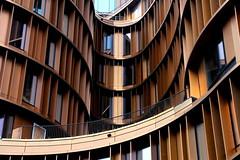 Axel Towers (Elbmaedchen) Tags: architektur architecture axeltowers kopenhagen copenhagen københavn bürohaus metalic explore124