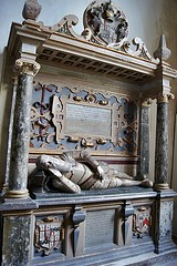 Wootton Wawen, Warwickshire (jmc4 - Church Explorer) Tags: wootton wawen woottonwawen church warwickshire tomb monument effigy knight armour smith smyth harwell harewell eltham roper folville volvile ashby morton moreton milton fitzwilliam deene deane brudenell brundell