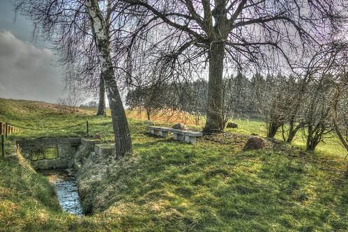 der Luisenbrunnen
