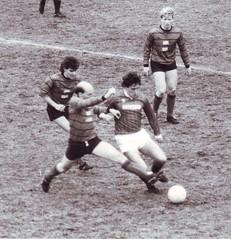 1985 West of Scotland Cup v Whitletts Vics (Gordon McCreath) Tags: football fitba soccer voetball calcio fusball stadium stadion footballground fusballplatz irvinemeadowxi irvinemeadow medda meadow irvine ayrshire scotland meadowpark 1985 whitlettsvictoria woscup chrisstrain