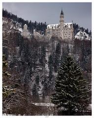 Neuschwanstein in the winter (JKP14) Tags: ngc winter outdoor neuschwanstein