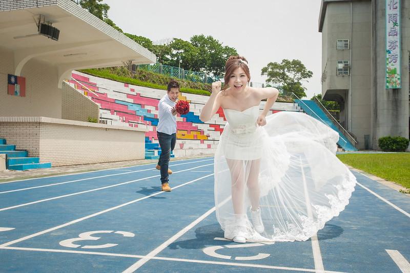 新人婚紗,校園拍攝,婚紗攝影