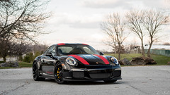 R. (Jon Wheel) Tags: porsche 911r porscheofthemainline thestudioatrds westchester pennsylvania exotic supercar