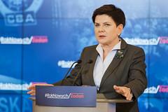 Konferencja ministra Zbigniewa Ziobry i Mariusza Kamińskiego (Kancelaria Premiera) Tags: premier beataszydło zbigniewziobro roknowychzadań