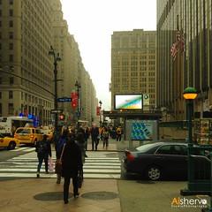The Road Crossing in NYC  Please be careful and look around!  The amazing December Vacation in The USA Series. Shot on ipad mini.  www.aishervo.com  #aishervophotography #aishervomoment #freezingyourbestmoment #aishervotour #travelling #jalanjalan #ilovet (aishervo) Tags: ipadchallenge beautiful architecture nycphotographer jalanjalanyuk aishervomoment architecturephotography aishervoarchitecture jalanjalan aishervophotography touroftheworld ipadphotography archidaily archilovers wonderfulmoment shotonipad inspiration ilovetravelling inspiring worldtravel streetphotography photographersurabaya indonesiatraveller travelling aishervotour newyorkcity bestshotoftheday freezingyourbestmoment beautifulmoment