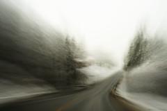 Roadtrip (frode.vermedal) Tags: roadtrip biltur winter vinter speed shutter open