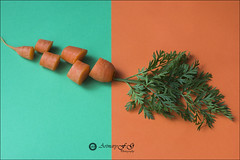 Proyecto 18/365 (Art.Mary) Tags: zanahoria légumes vegetables vegetales carotte canon proyecto365 bodegón stilllife naturemorte alimento food aliment