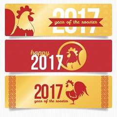 free vector Happy Chinese New Year 2017 Rooster Banners Set (cgvector) Tags: advertising backdrop background banner beautiful beauty card celebration classic color congratulation creative curl day deco decoration design graphic greeting greetingcard happyvalentinesday heart holiday illustration image leaf letter lettering lightning love luxury modern new ornament ornamental ornate painting pattern red redbackground romance romantic shadows stars symbol valentine vectors newyear happynewyear winter 2017 party animal chinesenewyear wallpaper chinese happy event happyholidays china winterbackground