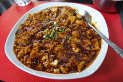 Mapo Tofu @ Jia Yan @ Paris (*_*) Tags: paris france europe city winter 2017 january jiayan chinese food restaurant sichuan szechuan china mapotofu spicy tofu doufu