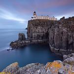 Neist Point Lighthouse - Skye - Scotland thumbnail