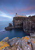 Neist Point Lighthouse - Skye - Scotland (Bill Higham) Tags: lighthouse neistpoint neist skye scotland uk longexposure bigstopper 10x ocean rocks cliff