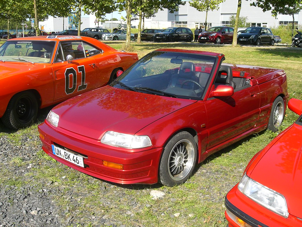 Photo Collection Tuning Honda Civic Treffen