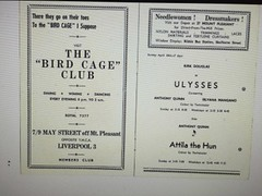 The Bird Cage Club (picturepalaceliverpool) Tags: liverpool claytonsquare cinema cohibaproductions endofanera ericnorgate films futurist heritage heritagelottery icecreams interval programme projectionist picturepalace silverscreen scala scalacinema theatre thegoldenera usherettes