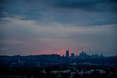 Sunset Over Johannesburg {Explore} (Paul Saad) Tags: night johannesburg lights sunset sunrise dusk dawn nikon city capital sun helvetia house clouds cloud sky outdoor longexposure southafrica explore flickrexplore exploreflickr