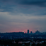 Sunset Over Johannesburg {Explore} thumbnail