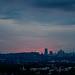 Sunset Over Johannesburg {Explore}