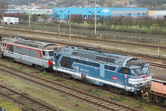 567346  and 567372 at Rouen