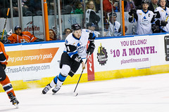 "Missouri Mavericks vs. Wichita Thunder, February 3, 2017, Silverstein Eye Centers Arena, Independence, Missouri.  Photo: John Howe / Howe Creative Photography • <a style=""font-size:0.8em;"" href=""http://www.flickr.com/photos/134016632@N02/32561327492/"" target=""_blank"">View on Flickr</a>"
