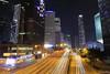 Admiralty at Night (tomosang R32m) Tags: victoriaharbour 香港 hongkong yakei night light illumination 夜景 central 中環 金鐘 admiralty tamarpark 添馬公園 lippocentre hk リッポーセンター 力寶中心 longexposure