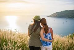 ชิววิวที่สวยที่สุดกับคนสำคัญที่สุด  #viewpoint #สวัสดีวันอาทิตย์ #ชมวิว #phuket #sea #seaphuket  #instagram #nottourist #sea #seahuahin  #hisunday #travel  #family #photography  #photographer #travelphotography #travelphotographer #chiangmai #events #even