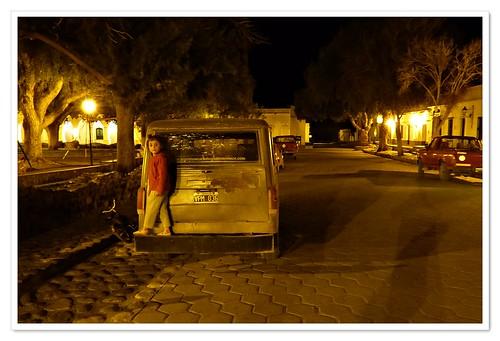 Evening in Cachi, Salta province, Argentina