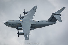Airbus A400M Demonstrator EC-406 (Mark_Aviation) Tags: airbus a400m demonstrator ec406 a400 military riat royal international air tattoo 2016 fairford ffd base egva aircraft aa airplane airport aviation airlines aerospace aeroplane arriving airshow arrival plane jet transport training