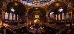 Spanelska synagoga (Sessiongraff) Tags: prague synagogue spanelska synagoga espagnole quartier juif tchéquie cz