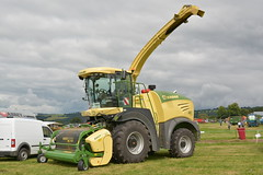 Krone Big X 630 Self Propelled Forage Harvester (Shane Casey CK25) Tags: krone big x 630 self propelled forage harvester lismore county waterford grass silage vintage working day demo farmer farm farming work agri agriculture machinery machine hp horse power pulling pull