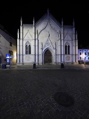 Trento_161219_PC194126_7144 (Paolo Chiaromonte) Tags: olympus omdem5markii panasoniclumixgvario714mmf4asph micro43 paolochiaromonte trento trentino italy italia travel notturno nightshot handheld nocturnes church chiesa