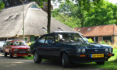 1985 Ford Capri 2.8 V6 F1 Supersport (rvandermaar) Tags: ford capri f1 28 1985 v6 supersport fordcapri sidecode5 gvtv05