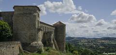 Château de Ravel (bzzy bea) Tags: france castle auvergne puydedôme medieaval châteauderavel forteresseroyale chã¢teauderavel