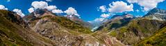 Vall Chanrion (faltimiras) Tags: france alps ice ruta alpes climb tour suisse walk albert dent route gran alta zermatt premiere blanche chamonix glaciar gel haute collon vignettes arolla combin bertol pigne chanrion otemma sonadon