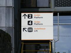 2 Platform, 4 Platform, & Lift (D. O 84) Tags: ireland 2 lift 4 platform july 2015 laois ballybrophy
