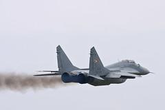 MiG-29 Hungary (Rob Schleiffert) Tags: mig mig29 fulcrum kecskemet huaf hungarianairforce