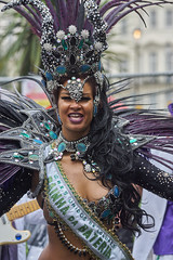 Notting Hill Carnival 2015 (paulinuk99999 - tripods are for wimps :)) Tags: carnival party holiday west london rain fun hill bank august 31 notting 2015 paulinuk99999 sal70400g