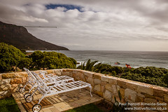 Amazing Views from Ocean View House, Bakoven, Cape Town.