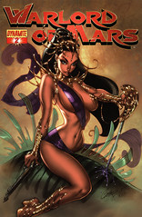 Warlord of Mars 2 (FranMoff) Tags: comicbooks campbell jscottcampbell dejahthoris warlordofmars