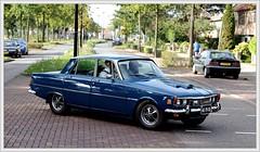 Rover 3500 Automatic / 1970 (Ruud Onos) Tags: rover automatic 1970 3500 al7936 voorschotenseoldtimervereniging 22eoldtimerdag2015 oldtimerdagvoorschoten rover3500automatic1970 rover3500automatic
