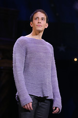 Brian Flores as Pippin in the national tour of PIPPIN presented by Broadway Sacramento at the Sacramento Community Center Theater Dec. 29, 2015 – Jan. 3, 2016.  Photo by Joan Marcus.