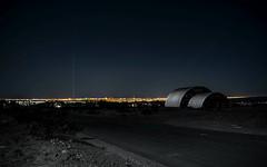 G Home at Night