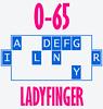 ladyfinger (mag3737) Tags: ladyfinger o65 flickrbingo weeklydrawing flickrbingo4