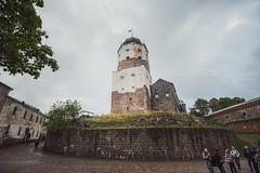 IMG_6851 (Tsubasik) Tags: travel tower castle architecture russia vyborg viipuri