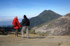 Mt Ijen (iqronaldo) Tags: blue fire mt acid crater gunung sulfur api biru ijen kawah banyuwangi belerang
